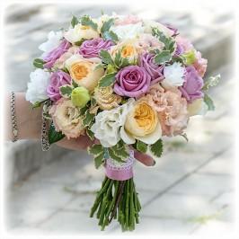Купить свадебный букет в Курганинске..