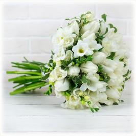 Букет невесты в Курганинске..